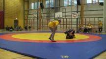 ADCC Swedish Open 1 -60kg Arnela Hadzisulejmanovic vs Anny Hammarsten
