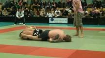 ESWT 2009 -88kg Mohammad Misaghi vs Cristopher Lundqvist