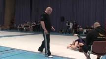 ADCC European Championship 2011 -60kg semifinal Sara Svensson vs Hanna Hirvonen