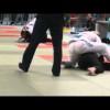 BJJ RM 2012 damer -69kg Ida Clavell vs Sanna Johansson