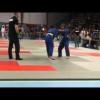 BJJ RM 2012 damer -64kg Quena Soruco vs Katarina Leander (inte hela matchen)