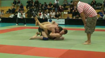ESWT 2009 -88kg Alexander Bergman vs Julius Plock