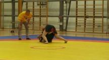 ADCC Swedish Open 1 +60kg Sarah Engman vs Lisa Blomgren