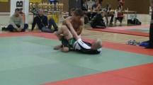 SW SM 2009 -67kg Final Carl Holmesson vs Martin Hedenbergh