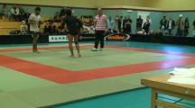 ESWT 2009 -65kg Roger Huerta Silva vs Milad Aziz