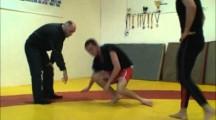 SGL 2012 Öst 3 herrar -62kg nybörjare Andreaj Starkov vs Rebin Karim