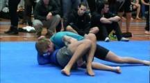 SGL final 2011 Fortsättare -77kg Heytham Rabhi vs Martin Johansson