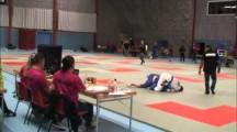 BJJ RM 2012 herrar -88,3kg Carl Booberg vs Jakob Kalgrim