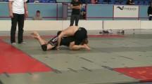 Grapplers Paradise 5 -67kg match 24 Dennis Keskitalo vs Marcel Hren