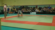ESWT 2009 -75kg Daniel Gordin vs Stefan Elfver
