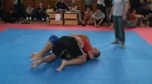 SGL Öst 090322 Nybörjare/Fortsättning/Avancerad -99/+98kg Alen Mansour vs Paul Makdessi