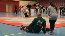 ESWT 2010 -70kg Emil Verneson vs Paolo Coronado