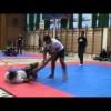 SGL final 2012 herrar avancerade -77kg Robson Barbosa vs Sebastian Lazo