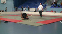 Grapplers Paradise 5 -67kg match 28 Patrick Jonsson vs Leandro Fuica