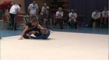 ADCC European Championship 2011 -60kg Sara Svensson vs Eve Karelehto