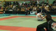 ESWT 2009 -88kg Martin Lavin vs Mehdi Riahi