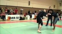 Gameness XI Nybörjare -67kg final Siamak Esmaili vs Fredrik Jacobsen