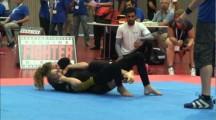 SW SM 2011 -60kg final Sara Svensson vs Sophia Nordenö