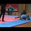 Primate Cup 2012 herrar -92kg Jens Svensson vs Eddie Karlsson