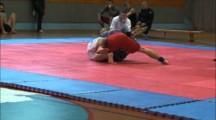 Primate Cup 2012 herrar -77kg Alexis Bexar vs Mattias Renberg