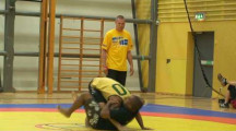 ADCC Swedish Open 1 Final +99kg Eduardo Rios vs Renato Tavarres