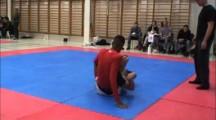 SGL final 2012 herrar fortsättare -71kg Abdallah Habib vs Isaak Diep