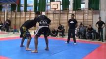 SGL final 2012 herrar fortsättare -92kg Anoshirvan Parvazi vs Taylan Isik