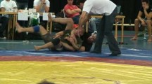 Grapplers Paradise 4 -77kg Final Johan Westerberg vs Mattias Ottestig del 2