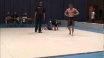 ADCC European Championship 2011 -76,9kg Christian Sandberg vs Tom Niinimäki