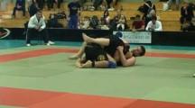 ESWT 2009 +98kg final Visar Kelmendi vs Per Stenqvist