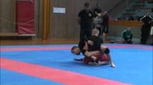 Primate Cup 2012 herrar -71kg Linus Jonsson vs Adam Andersson