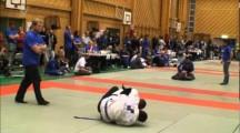 BJJ SM 2011 Pojkar juniorer -64kg final Alejandro Castillo vs Stevie Antoniou