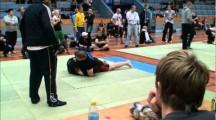 SGL final 2011 Avancerade -99kg Alex Landoni vs Jan Zachrison