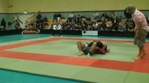 ESWT 2009 -75kg Siamand Esmaili vs Cristian Carraco