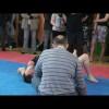 SGL Öst 090322 Nybörjare -77kg Daniel Rosendahl EGAK vs Johan Sandin Primate Lounge
