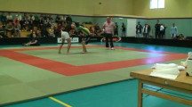 ESWT 2009 -65kg Shervin Sardari vs Hoger Salih