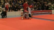 Alive SWT 1 -76kg Nybörjare Jens Andersson vs Senad Hajzeri