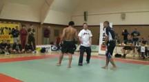 SW SM 2009 -79kg Robert Sundel vs Robson Barbosa