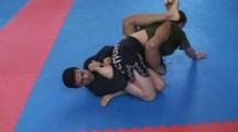 SGL Öst 090322 Avancerade -77kg Siamand Esmaili EGAK vs Kristoffer Murén Fun Fighters