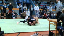 SGL final 2011 Avancerade -88kg Martin Lavin vs Pierre Hedberg