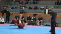 Primate Cup 2012 herrar -71kg David Lejenäs vs Linus Jonsson