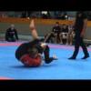 Primate Cup 2012 damer -58kg Sophia Nordenö vs Anny Hammarsten