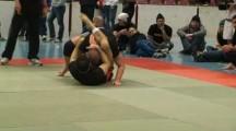 ESWT 2010 -80kg Final Martin Ahlborg vs Pouya Vafaeian