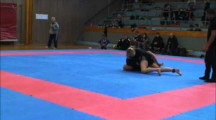 Primate Cup 2012 damer öppen Klara Tibbling vs Ylva Monwell
