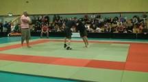 ESWT 2009 -65kg Markus Poulakanaho vs Dennis Svartén