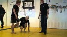 SGL Öst 1 2011 Fortsättare -66kg Henrik Vincent vs Joakim Karlsson