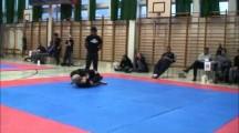 SGL final 2012 damer avancerade -58kg Maxine Thylin vs Anny Hammarsten