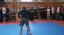 SGL Öst 090322 Avancerade -77kg Siamand Esmaili EGAK vs Kristoffer Källgren Fun Fighters
