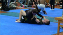SGL final 2011 Fortsättare -77kg Michael Österlund vs Jaak Rudov
