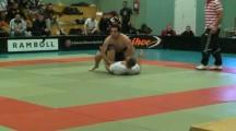 ESWT 2009 -80kg Christian Sandberg vs Maradona Zaia